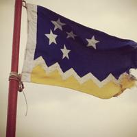 hello patagonia magallanes flag bandera