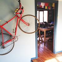 hello patagonia puerto natales office bike