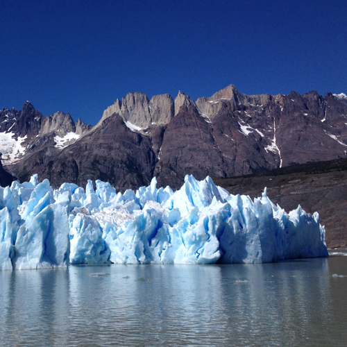 Grey Glacier & Olguin Range