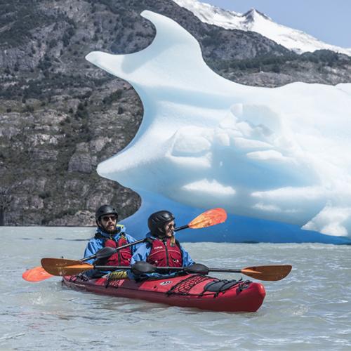 Original W Trek and Kayak (6 or 7 days)