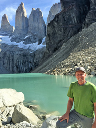 Paine Towers, Hello Patagonia guests testominial. Torres del Paine
