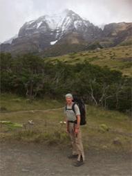 Grey Glacier lookout, w circuit, Hello Patagonia guests testominial. Torres del Paine