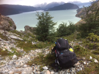 w circuit, Hello Patagonia guests testominial. Torres del Paine