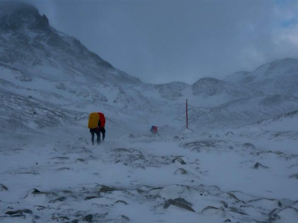 John Gardner Pass, Paine O circuit, Hello Patagonia guests testominial. Torres del Paine