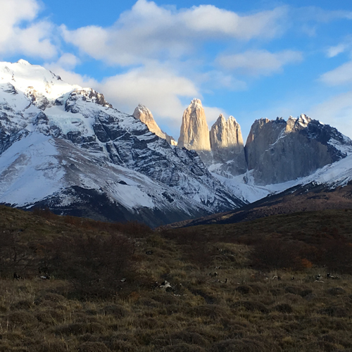 Torres del Piane Base Camp (3 days)