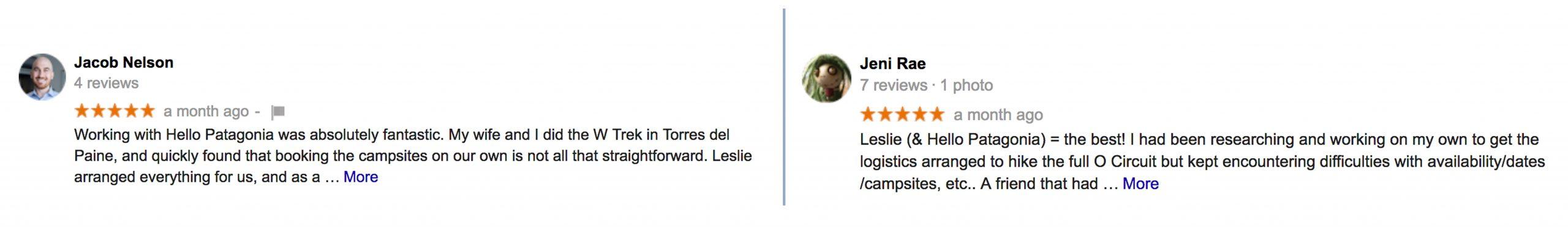 Hello Patagonia Reviews